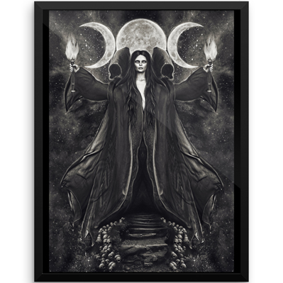 Hecate: Goddess Of The Crossroads