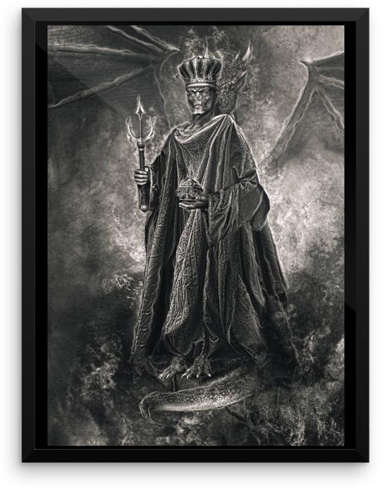 The Light Bearer Lucifer: Lucifer: The Emperor Of Hell