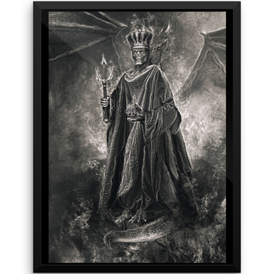 Lucifer: The Emperor Of Hell