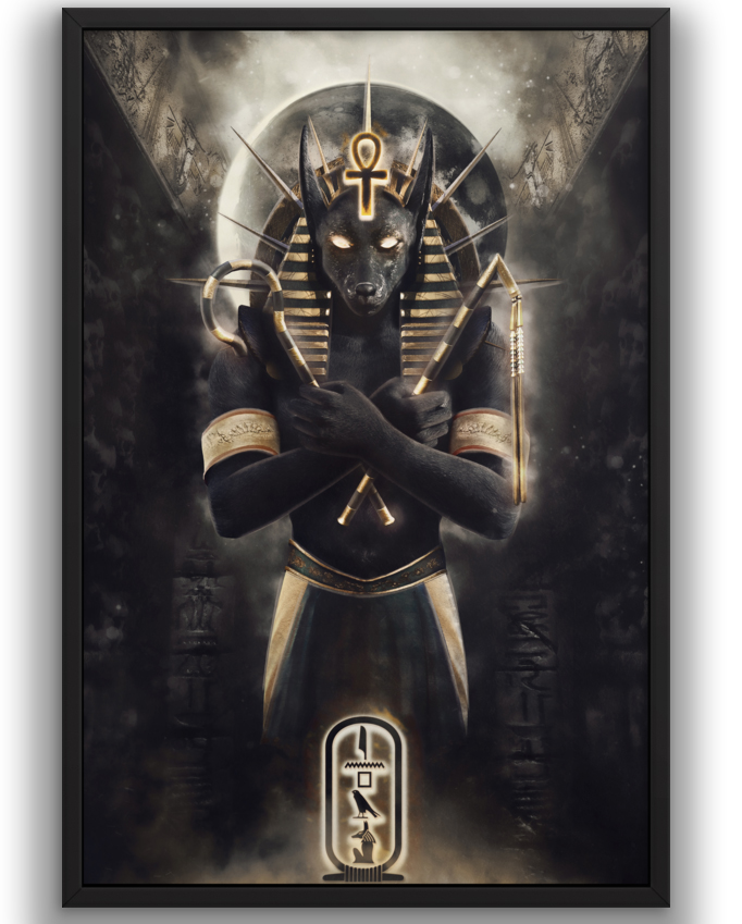 Image result for Anubis