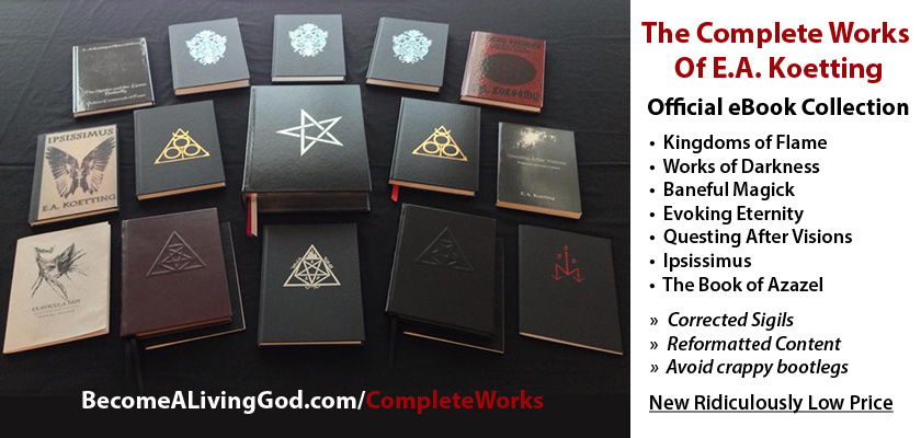 The Complete Works Of E A  Koetting - Official eBook