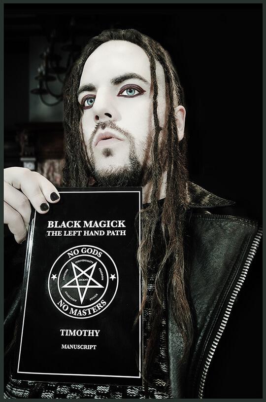 Black Magick by Timothy