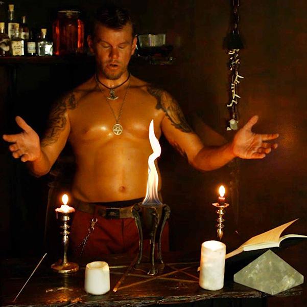 Black Magick - E.A. Koetting