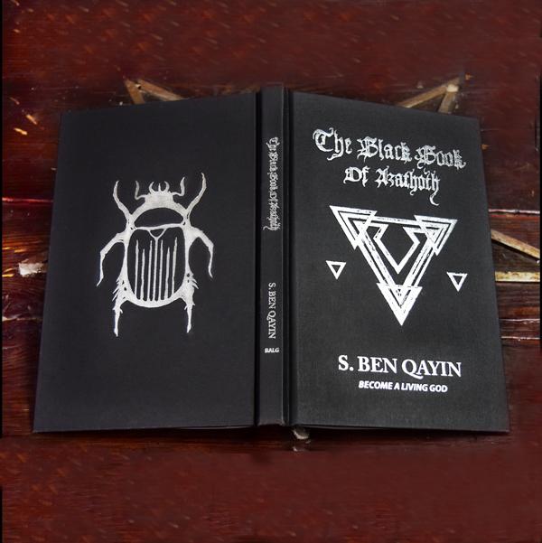 The Black Book of Azathoth - S. Ben Qayin