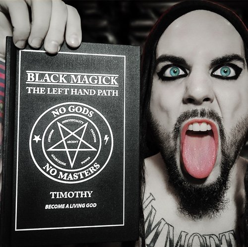 Black Magick: The Left Hand Path - Timothy