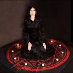 Qliphothic Magic Circle - Asenath Mason