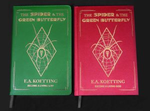 the-spider-green-butterfly-ea-koetting-newsletter