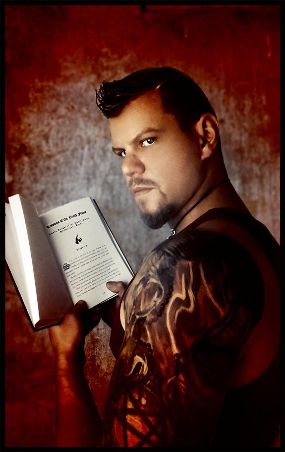 Ordo Ascensum Aetyrnalis | E A  Koetting | Become A Living God