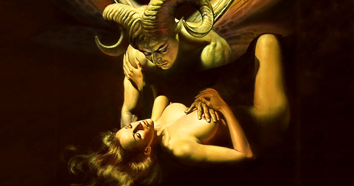 Succubus And Incubus Demons