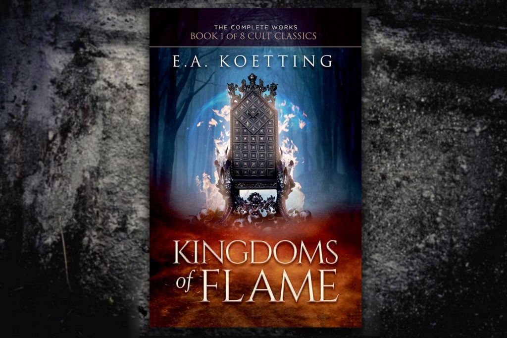 The Complete Works Of E A  Koetting   E A  Koetting   Become