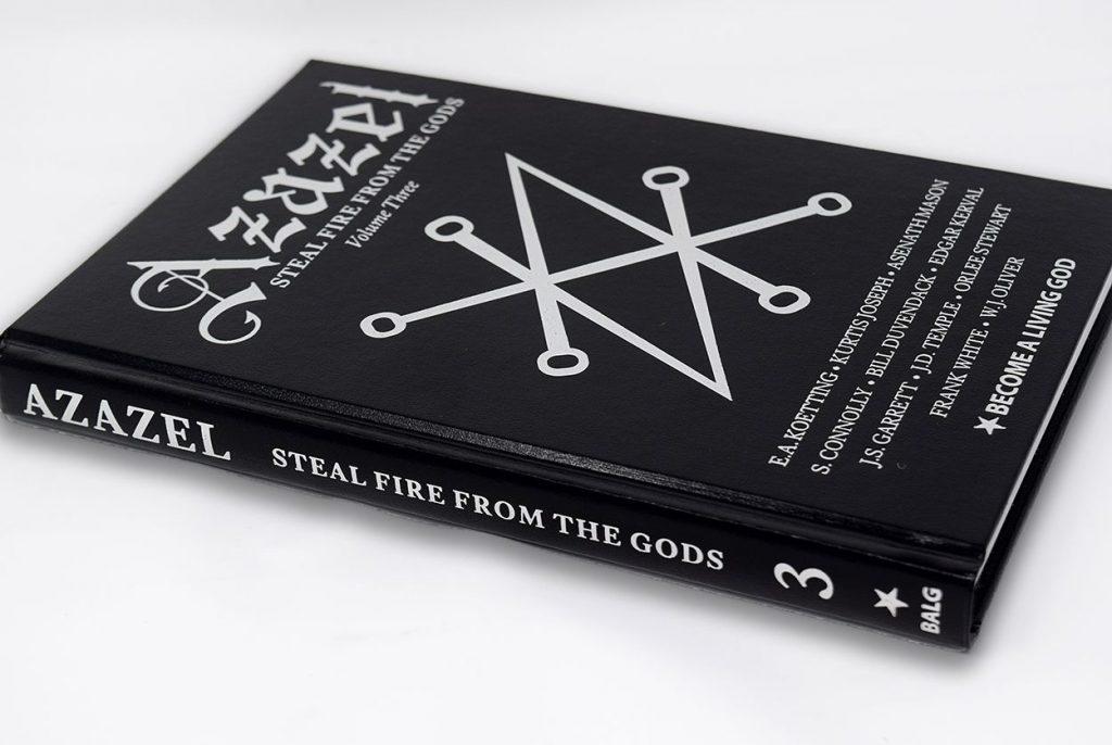 Azazel: Steal Fire From The Gods, Compendium 3 | Nine