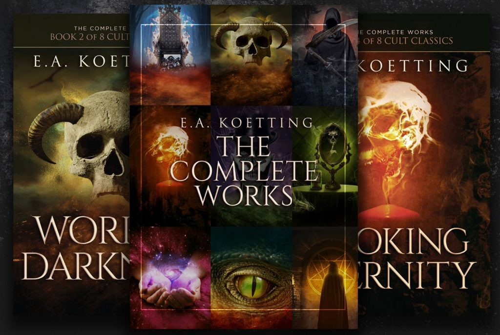 The Complete Works Of E A  Koetting | E A  Koetting | Become