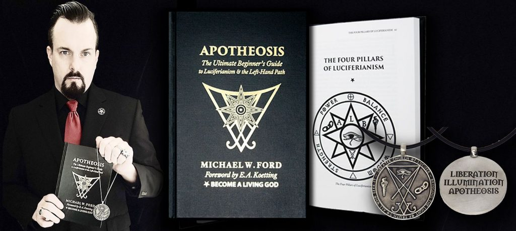 Apotheosis: The Ultimate Guide to Luciferianism & Left Hand
