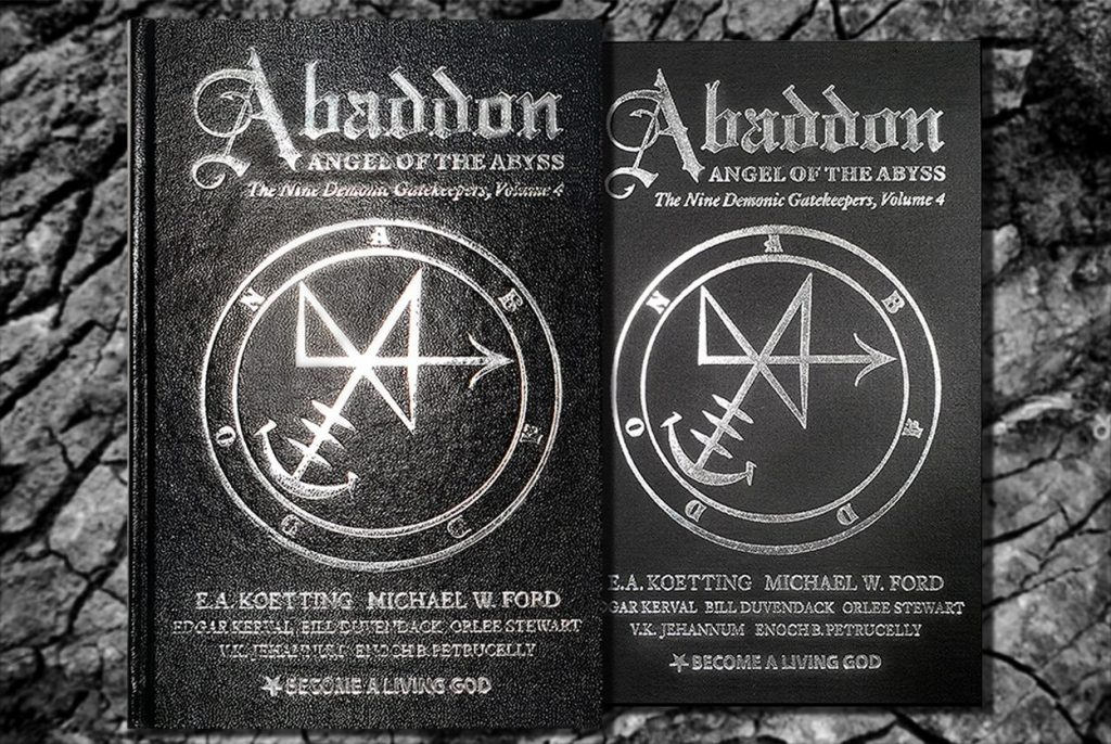 Abaddon: The Angel Of The Abyss, Compendium 4   Nine Demonic