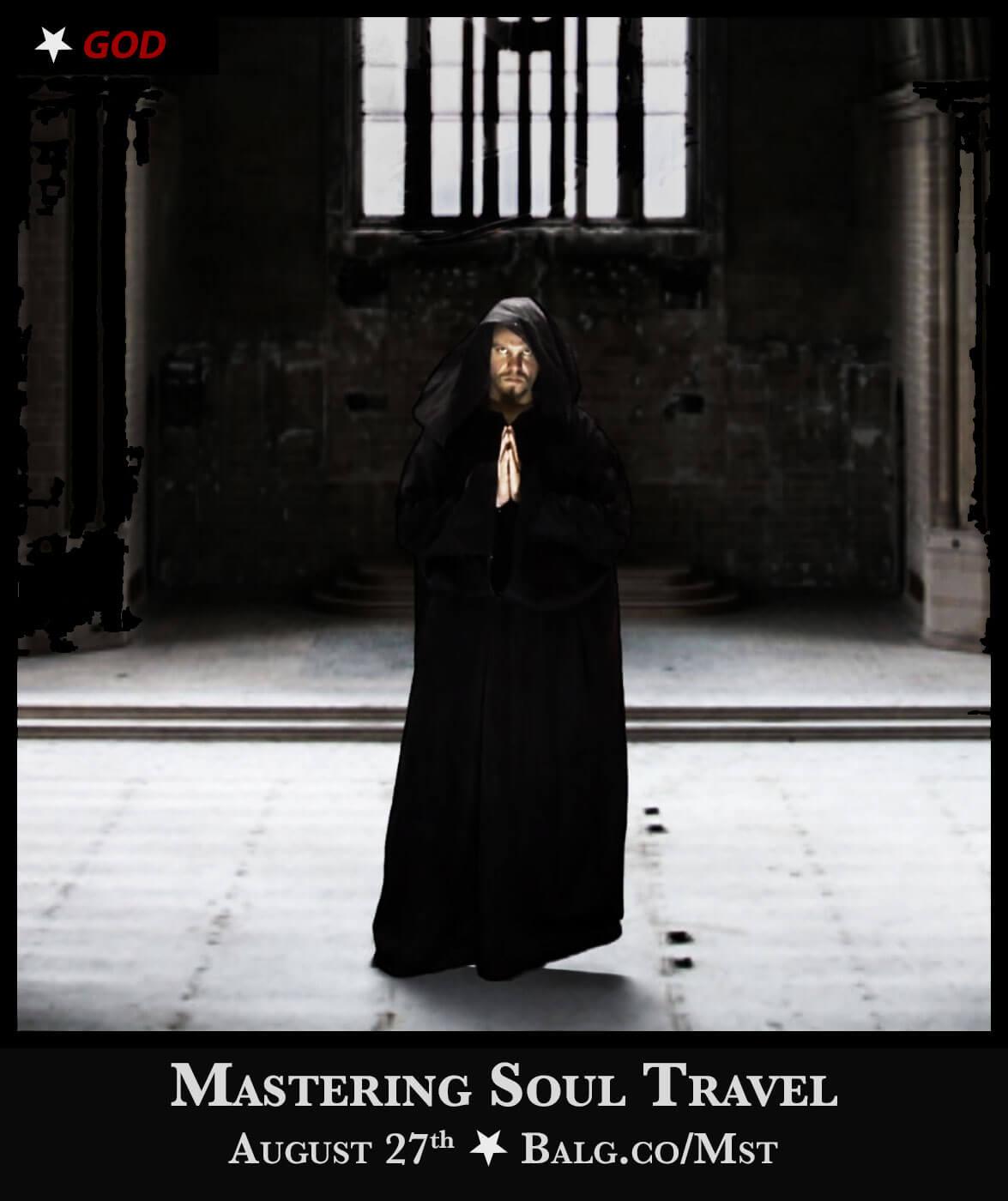 Mastering Soul Travel, E.A. Koetting