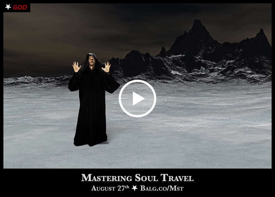 Mastering Soul Travel by E.A. Koetting
